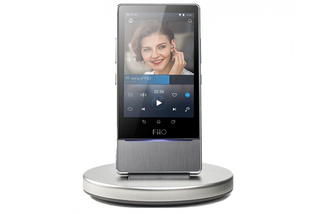 FiiO DK1. Multifunction dock for FiiO Audio players and amplifiers