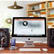 Dock multifuncional para reproductores de música y amplificador de auriculares FiiO DK1