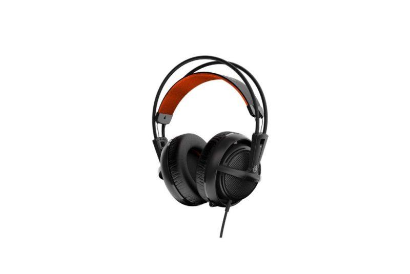 Steelseries Siberia 200 auriculares abiertos para gaming