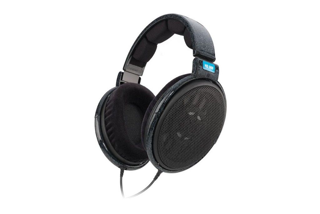 Sennheiser HD 600 Dynamic Open-back Headphones