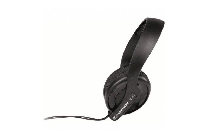 Sennheiser HD202 II Auriculares cerrados perfectos para DJs.