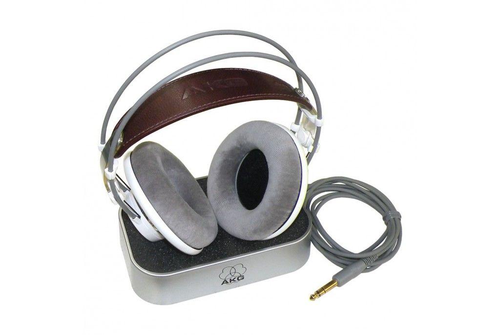 AKG K701. Auriculares de diadema abiertos