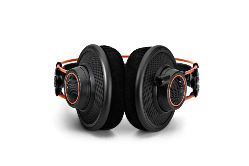 AKG K712 PRO Auriculares de diadema abiertos