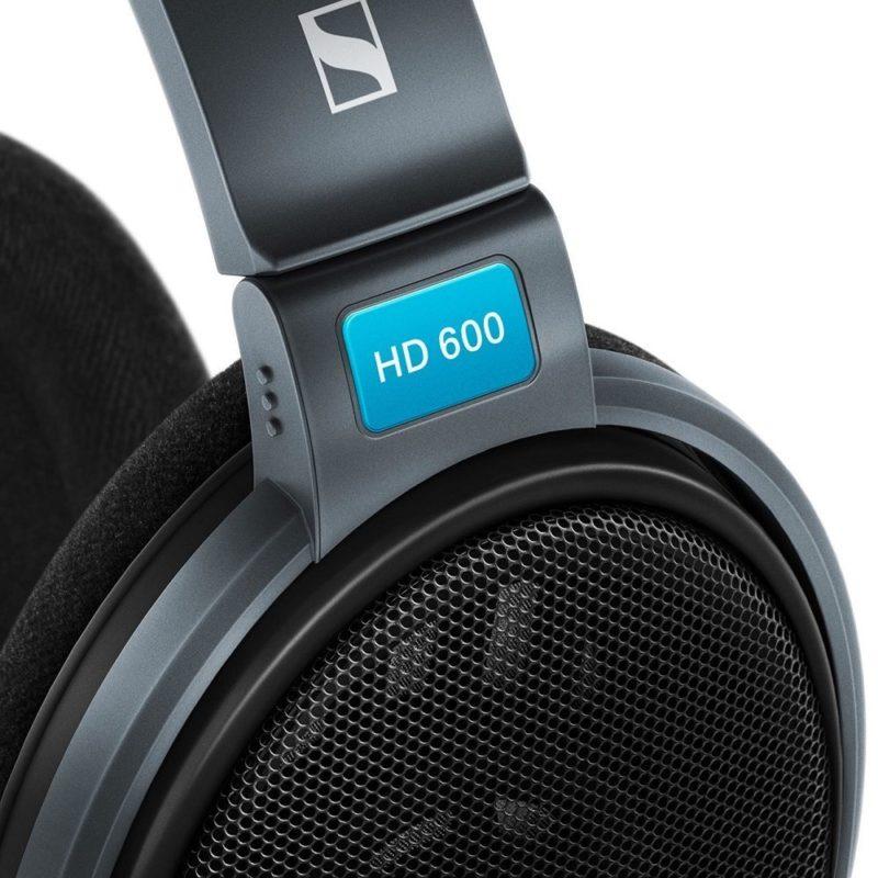 Sennheiser HD 600 Auriculares abiertos HIFI