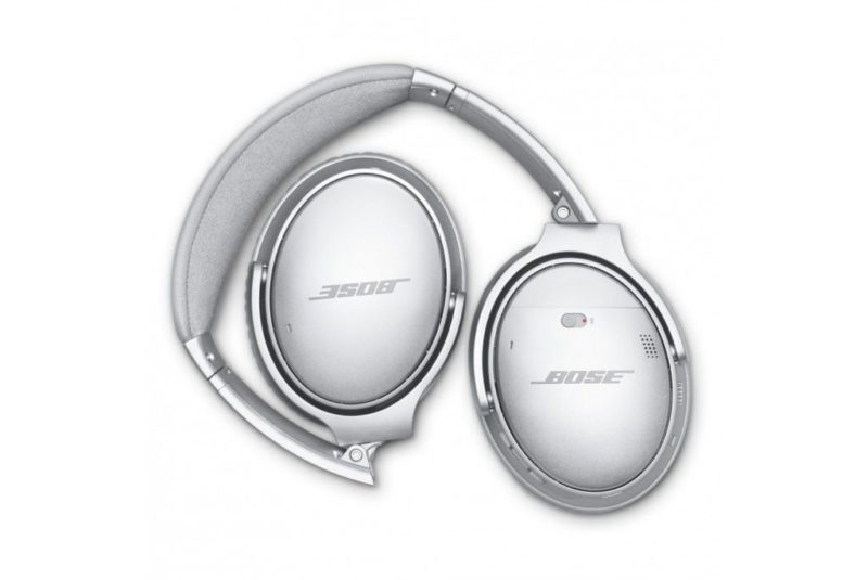 Bose QuietComfort 35 Auriculares inlámbricos con cancelación de ruido activa