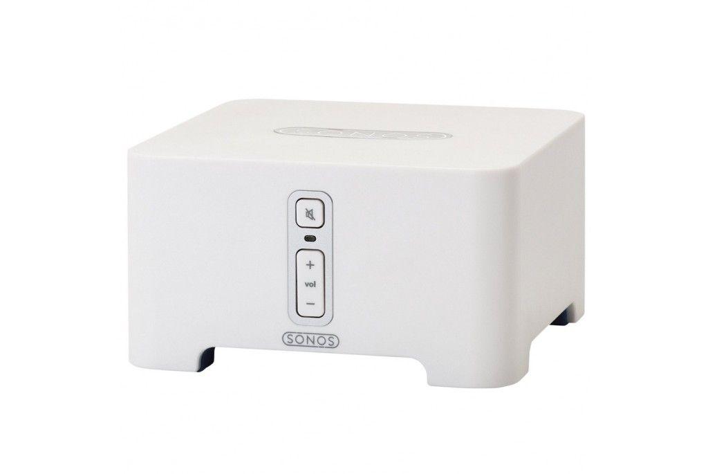 Sonos Connect. Receptor estéreo WiFi.