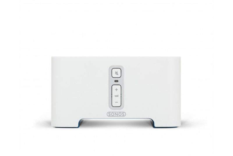 Sonos Connect. WiFi stereo receiver adapter