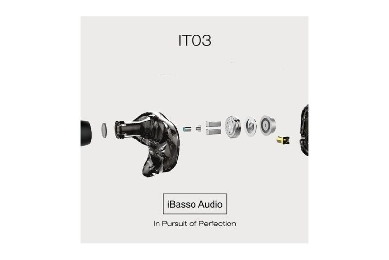 iBasso IT03 Auriculares in ear híbridos Hi End