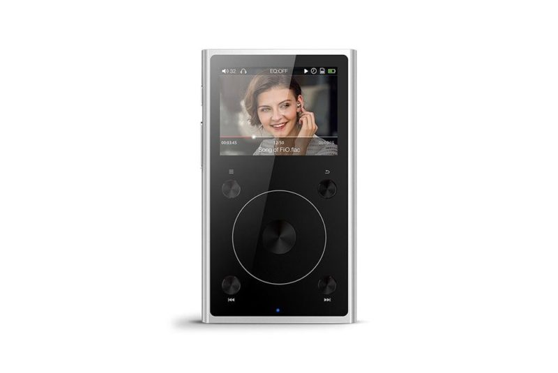 FiiO X1 II (2nd generation) Portable Bluetooth music player