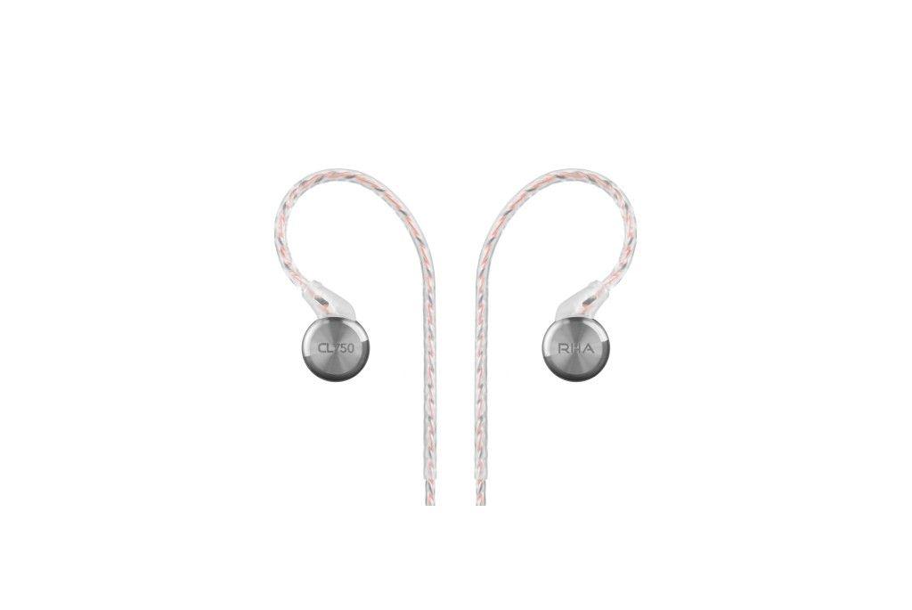 RHA CL750. Auriculares in-ear de precisión.