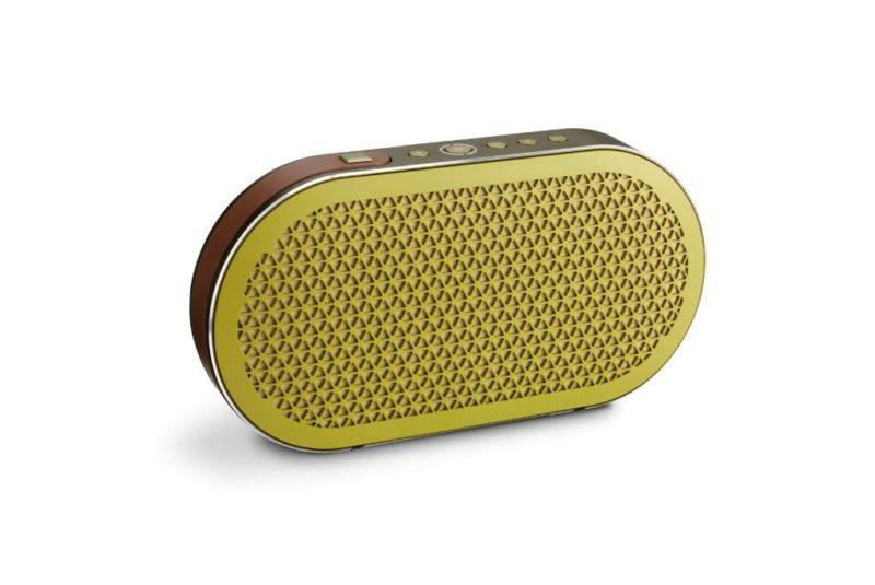 DALI Katch Moss Green Altavoz Bluetooth portátil