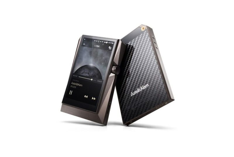 Astell & Kern AK380. Portable Audio Player DAP