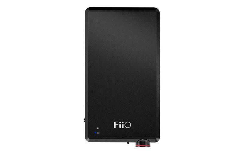 FiiO A5. Amplificador para auriculares.
