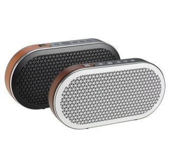 DALI KATCH Jet Black GRAPE LEAF altavoz bluetooth
