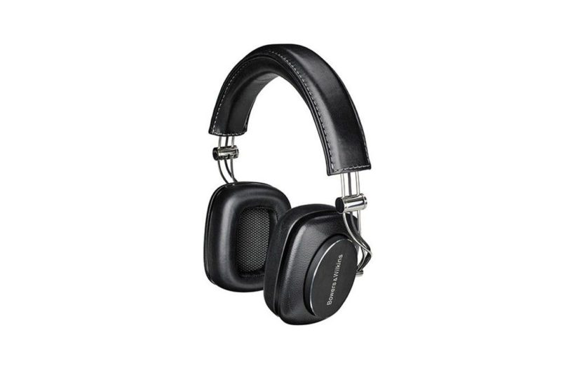 Bowers & Wilkins P7 Wireless. Portable circumaural headphones