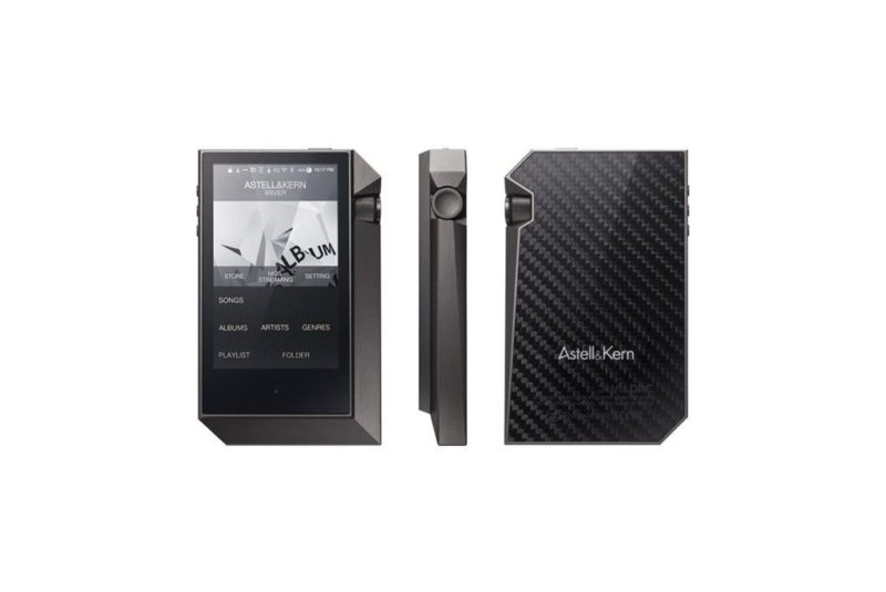 Astell & Kern AK240. Portable audio player closer to original sound