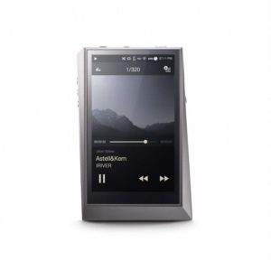 Astell & Kern AK320. Hi Res Portable audio player.