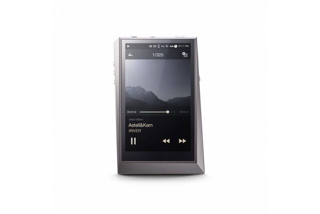 Astell & Kern AK320. Hi Res Portable audio player.