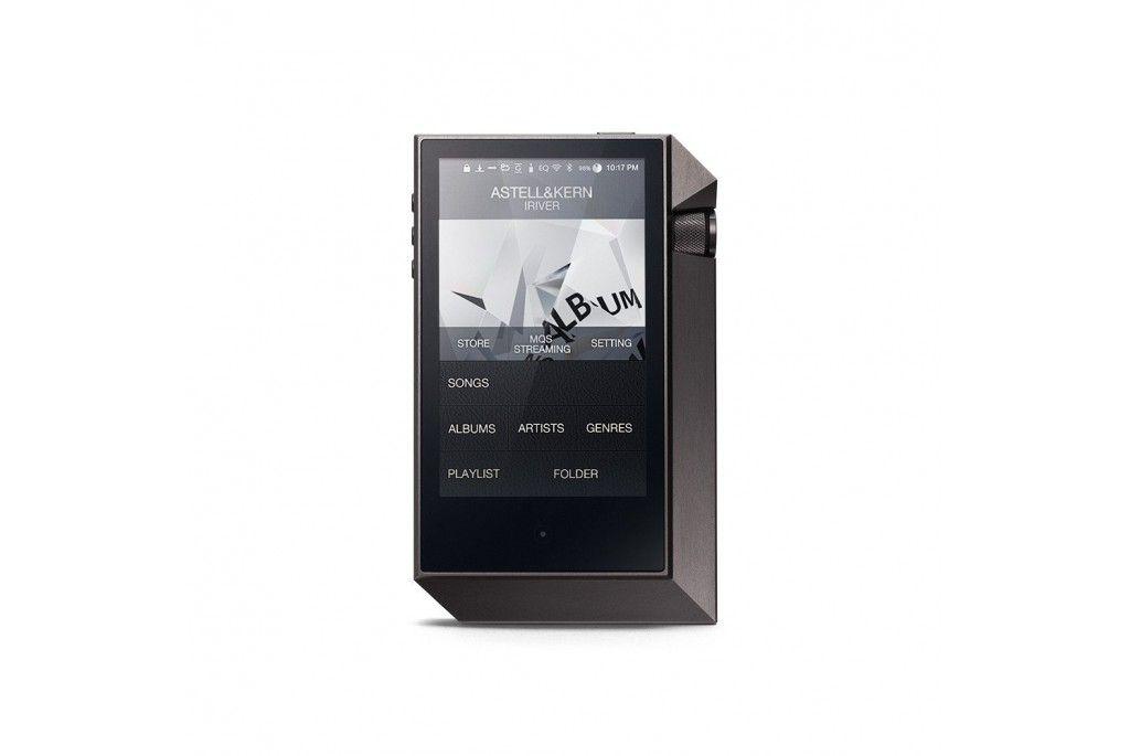 Astell & Kern AK240. Portable audio player closer to original sound