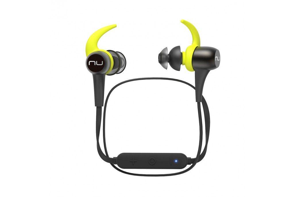 NuForce BE Sport3. Wireless Bluetooth in-ear headphones