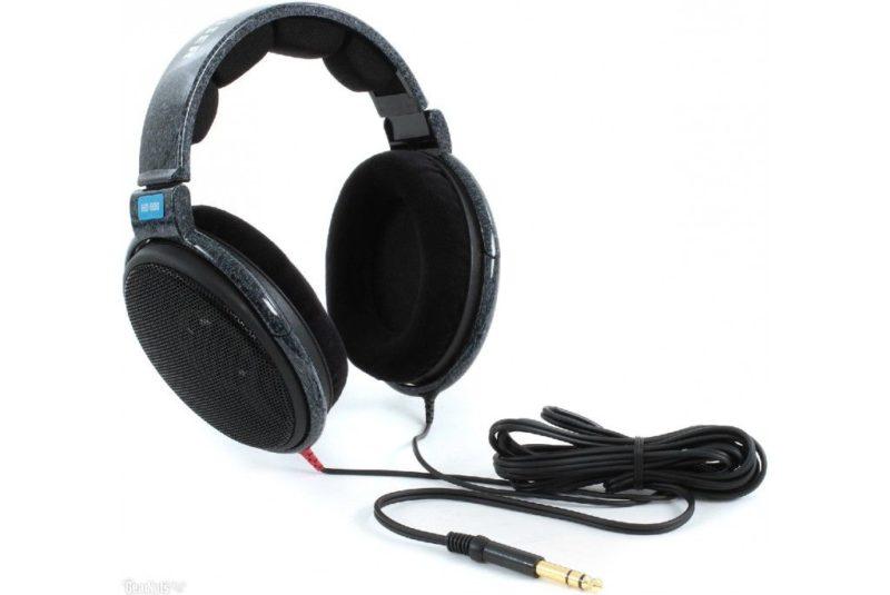 Combo Sennheiser HD 600 + Gustard H10