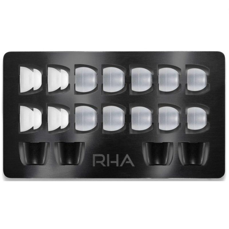RHA T20i Auriculares in-ear Hifi con mando de control