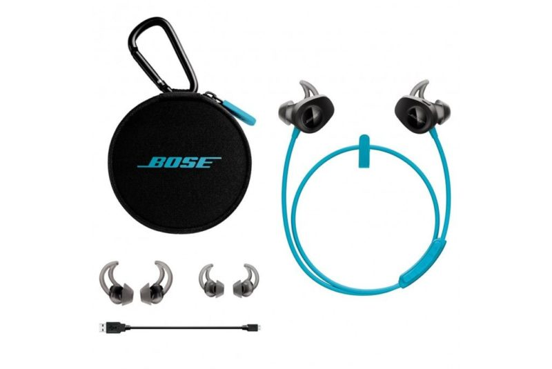 Bose SoundSport Wireless Auriculares deportivos inalámbricos Bluetooth