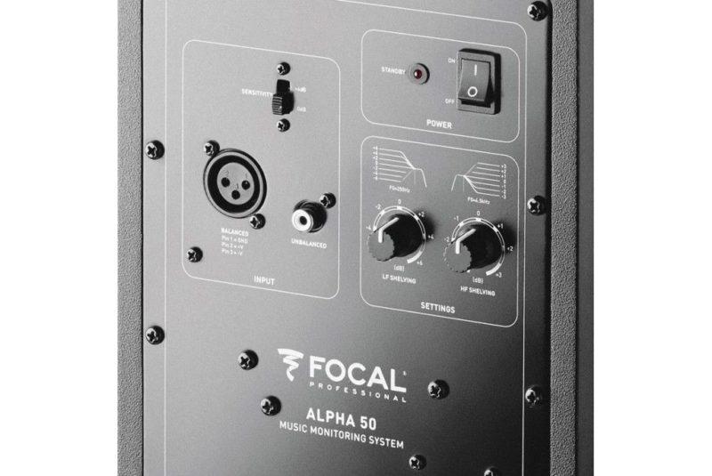 Focal Alpha 50 Altavoces profesionales activos