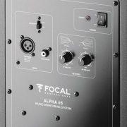 Focal Alpha 65 Altavoces profesionales activos