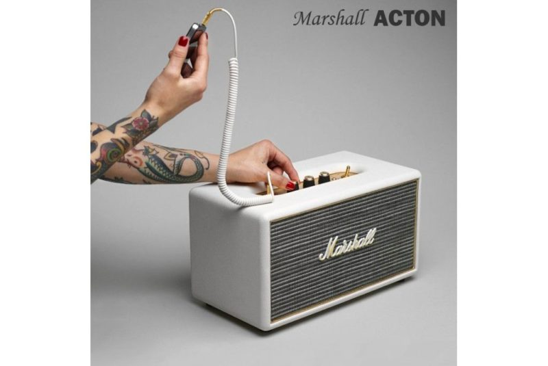 Marshall Acton BT Cream