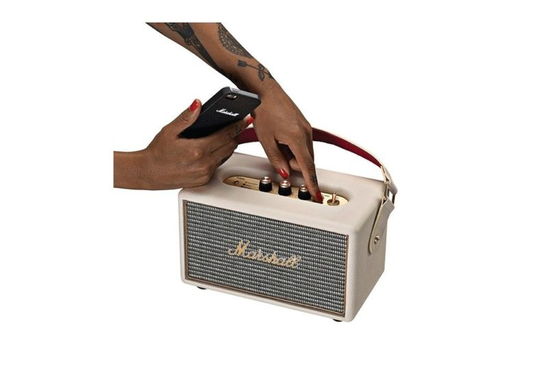 Marshall Kilburn Altavoz bluetooth portátil estéreo