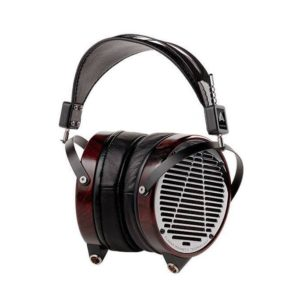 Audeze LCD-4. Open-back circumaural headphones