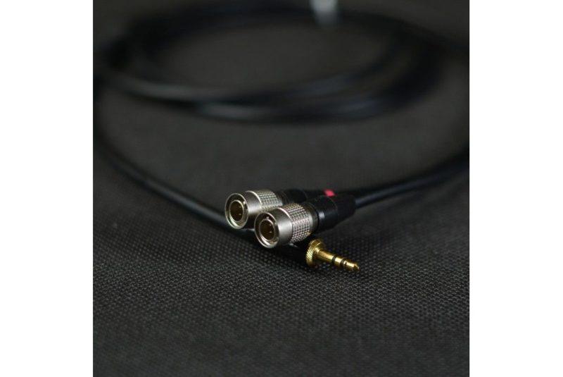 MrSpeakers cable XLR estándard de entrada doble con 4-Pines
