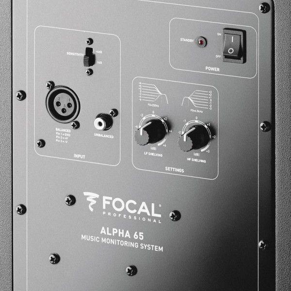 Focal Alpha 65 Altavoz activo profesional