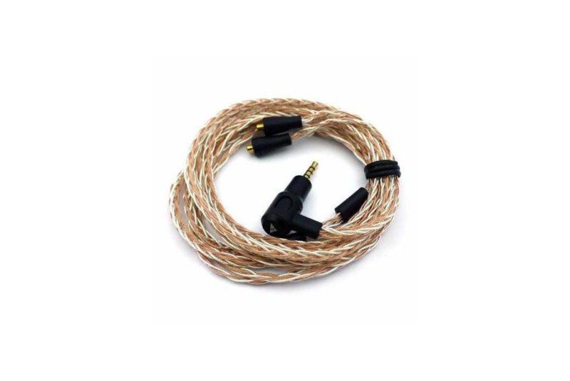 iBasso CB12 Cable balanceado de 2.5mm con conector MMCX