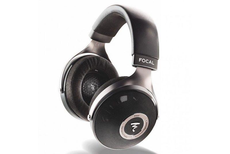 Focal Elear Audiophile open-back headphones