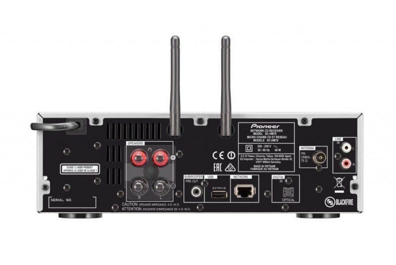 Pioneer X-HM76 Micro cadena