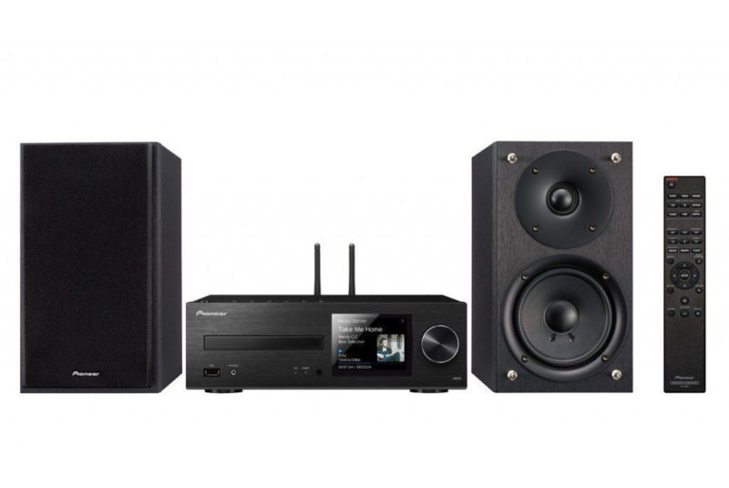 Pioneer X-HM76. Compact Micro System