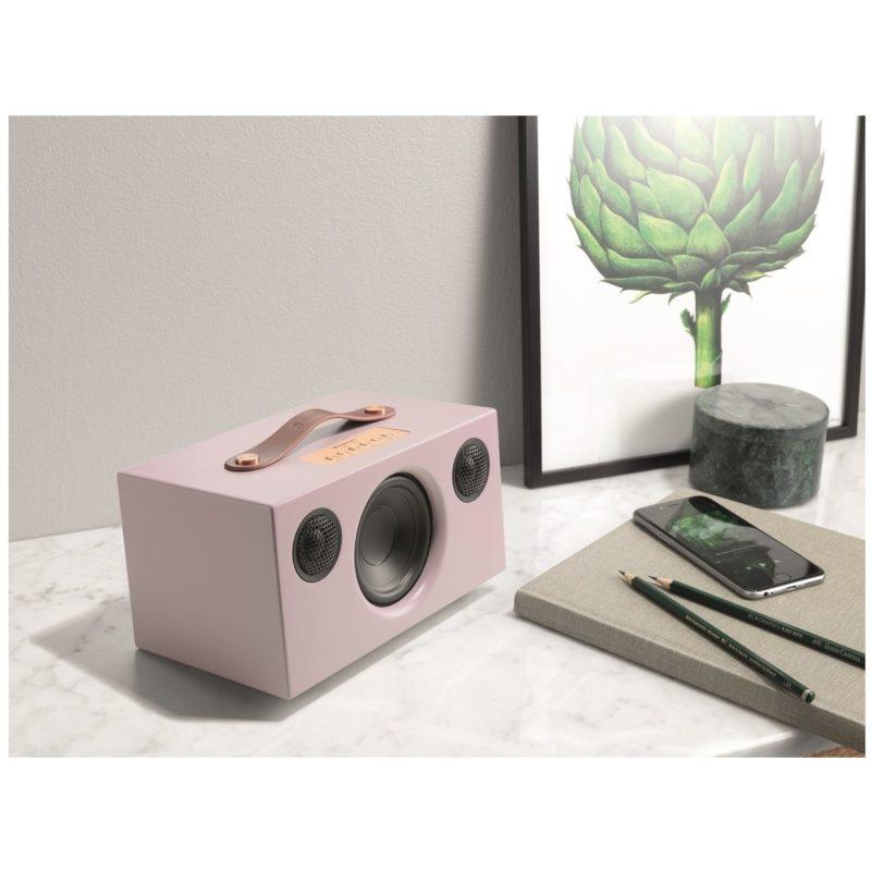 Audio PRO Addon T5 Altavoz inalámbrico con Bluetooth ROSA