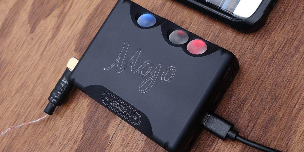 Chord Mojo. El mejor amplificador / DAC portátil para auriculares.