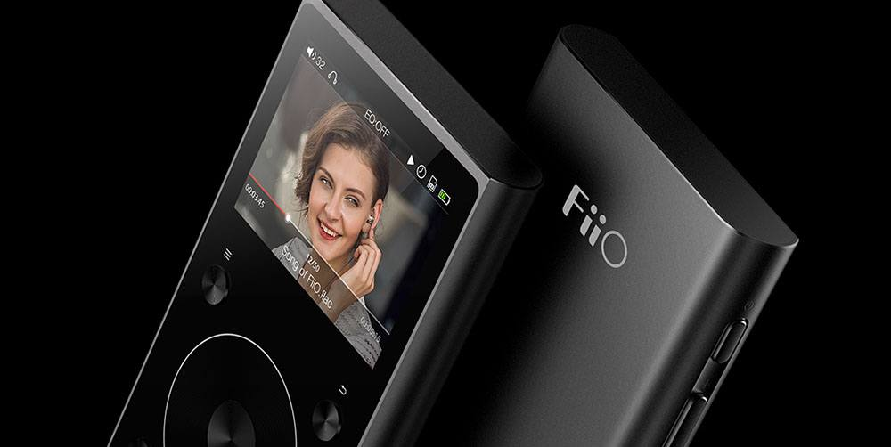 fiio x1 II reproductor mp3