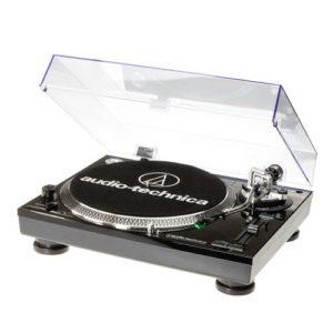 Audio Technica AT-LP120-USBHC Giradiscos profesional negro