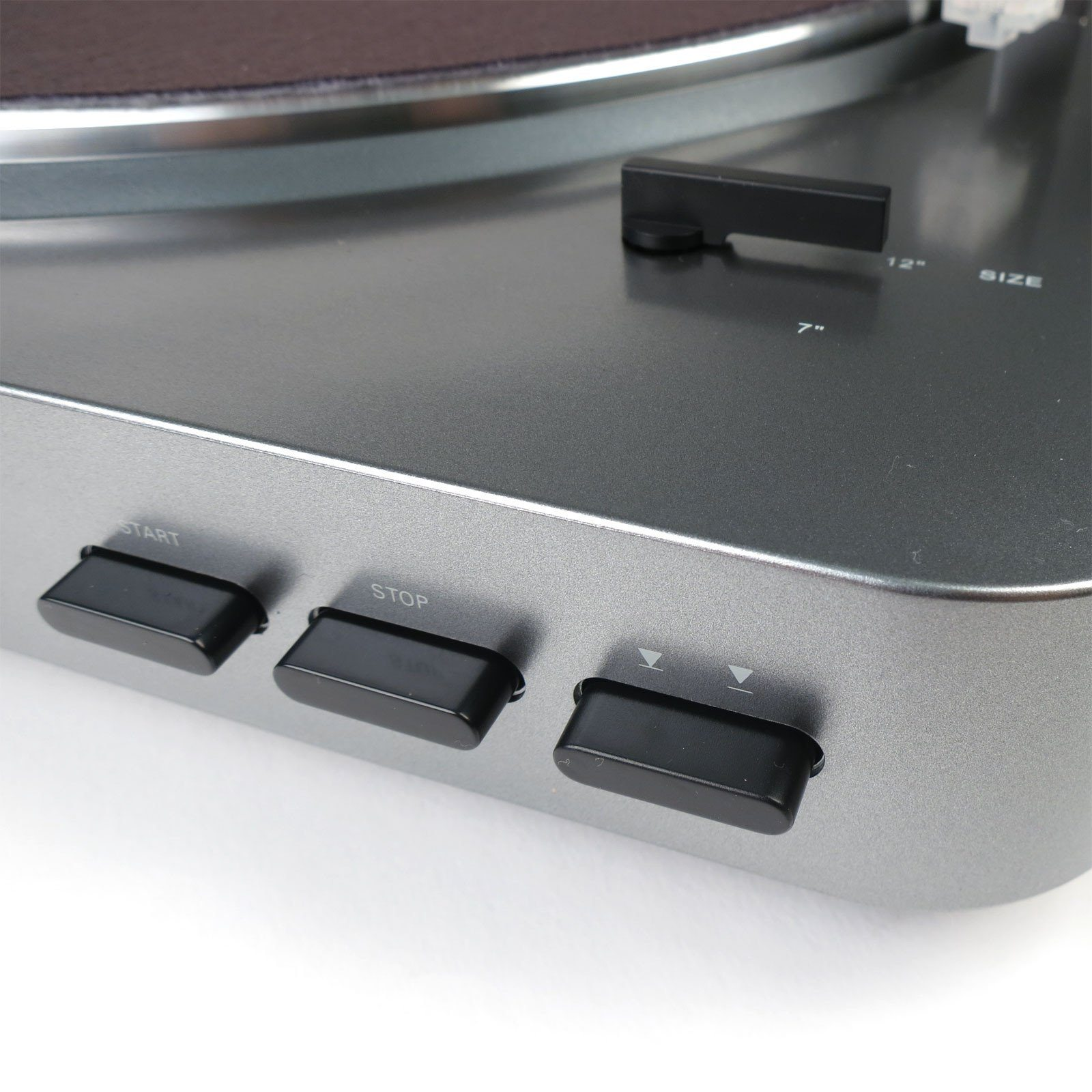 Audio Technica At Lp60 Usb Stereo Turntable Analog Fully Automatic Belt Drive