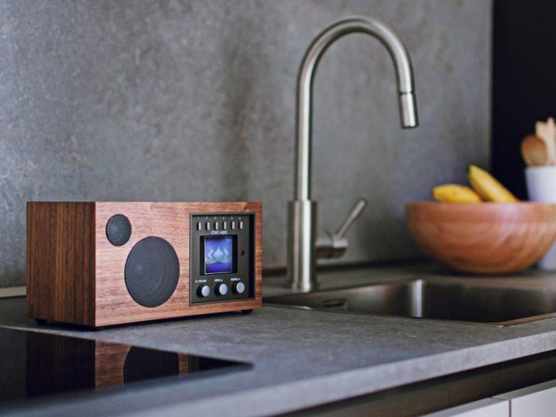 Como Audio SOLO Radio altavoz bluetooth