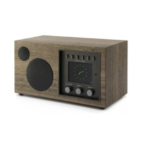 Como Audio SOLO. Radio speaker with Bluetooth walnut