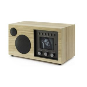 Como Audio SOLO. Radio speaker with Bluetooth Hickory