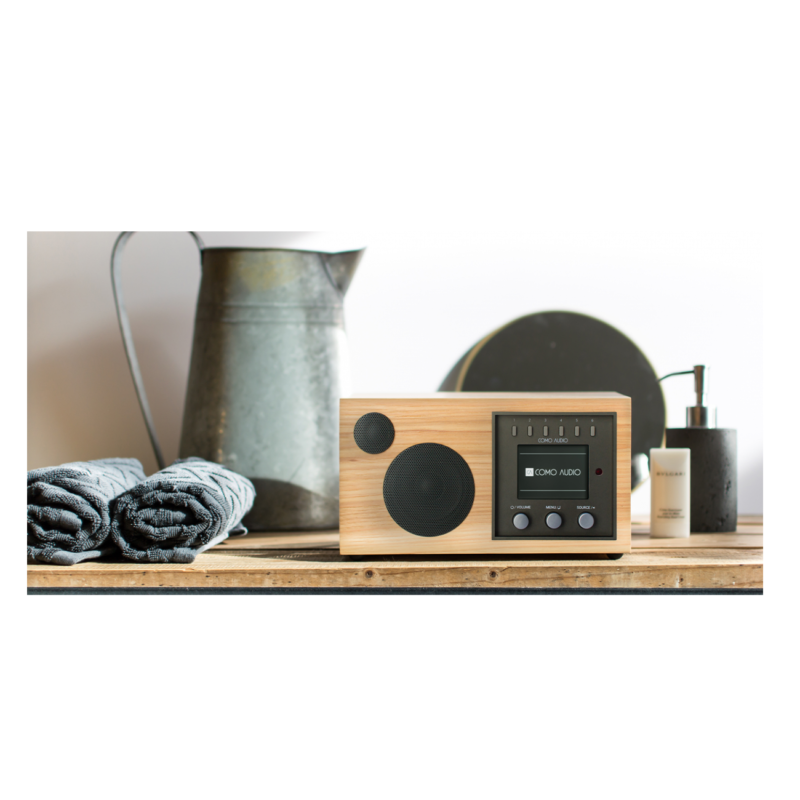 Como Audio Solo Radio altavoz Bluetooth