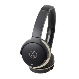 Audio Technica ATH-AR3BT Wireless Bluetooth on-ear headphones Black