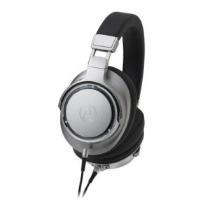 Audio Technica ATH-SR9 High resolution closed-back over ear headphones