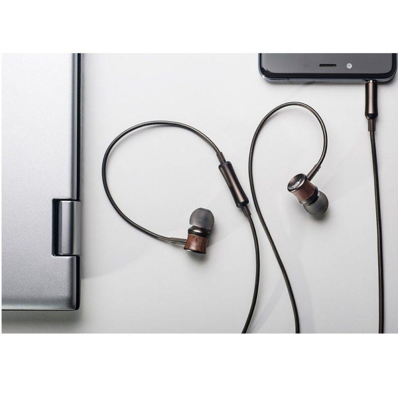Auriculares in-ear Meze 12 Classic Gun Metal